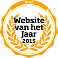 Website van het jaar 2015